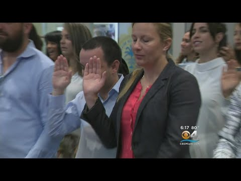 New Citizens Urged To Vote