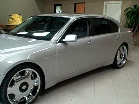Used Cars Chicago 2004 Bmw 745li Youtube