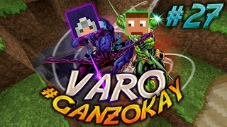 Raupentumor als Nachspeise?! - Minecraft VARO Ep. 27 | VeniCraft | #GanzOkay