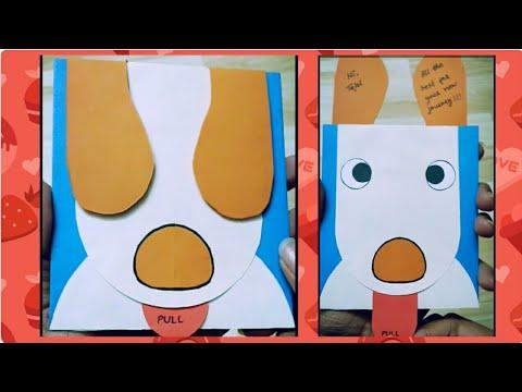 handmade-puppy-faced-pop-up-card-for-animal-lover-friend-||-ear-pop-up-card