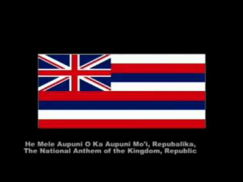 National Anthem of Hawaii