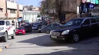 شارع المستشفى الإيطالي في الكرك نقمة على المرضى