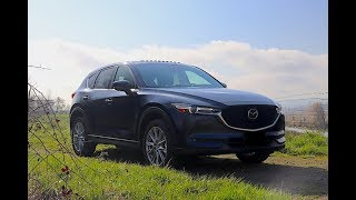 2019 Mazda CX-5 Grand Touring Review | Small Changes Makes a Big Difference!!