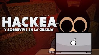 ROBLOX: HACKEA AND SURVIVE IN THE GREAT OF THE WORLD ⭐️ Flee the Facility iTownGamePlay