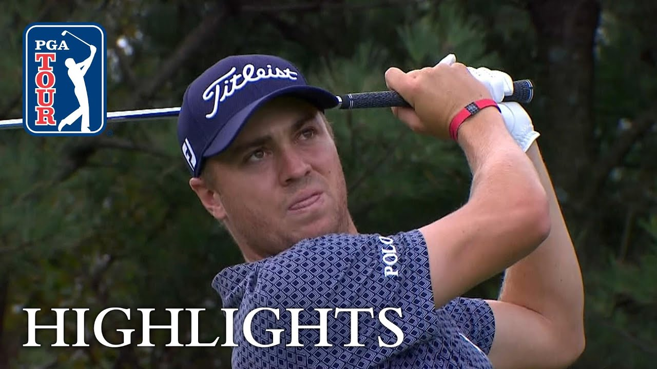 Justin Thomas fact-checks incorrect question during CJ Cup press