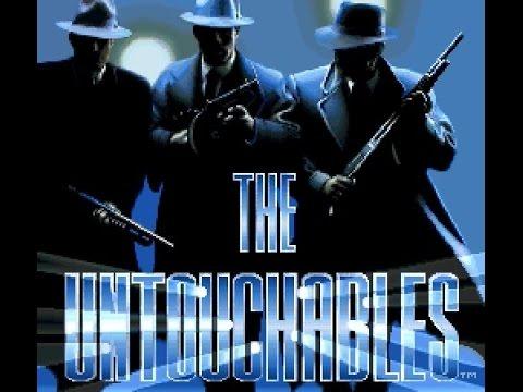 SNES Longplay [469] The Untouchables