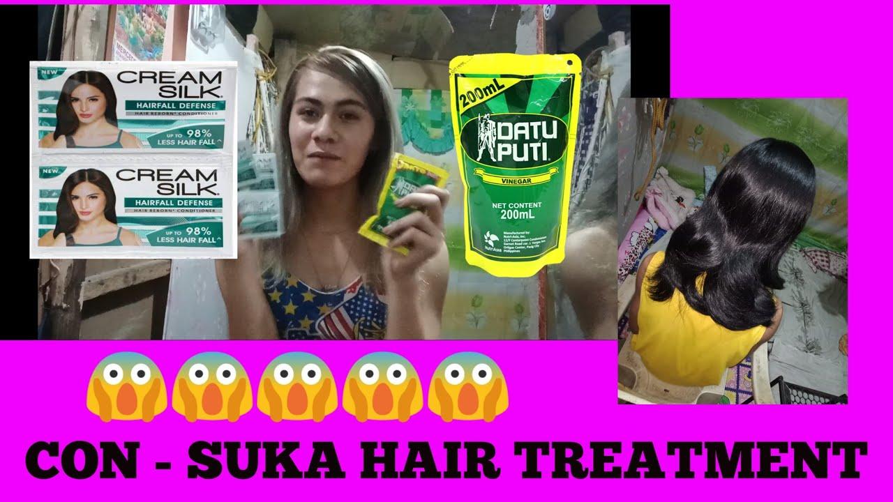 CONDITIONER + SUKA = CONSUKA HAIR TREATMENT | VLOG#6 | Hair Stylist
