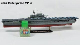 항공모함 프라모델 USS Enterprise CV-6 …
