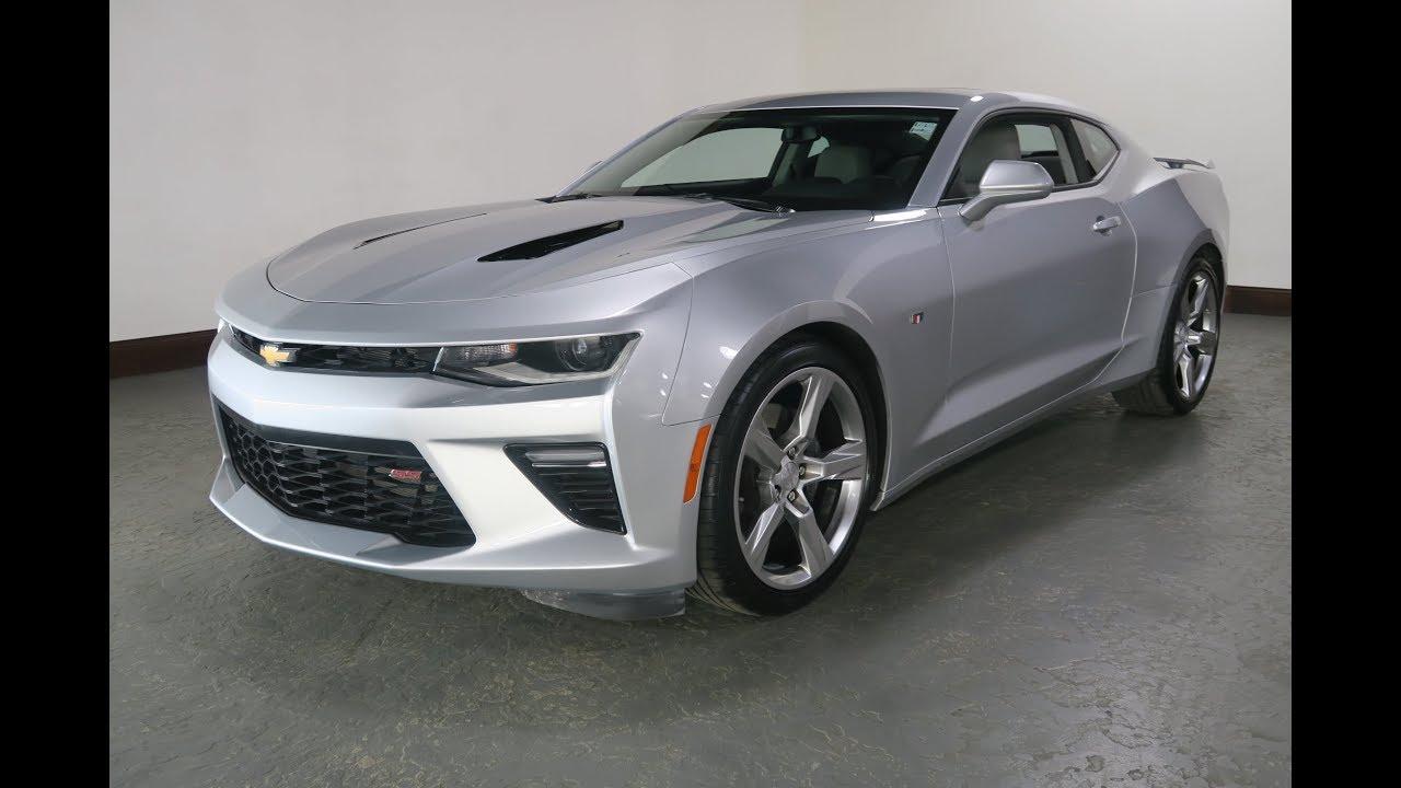 2017 Chevrolet Camaro SS for Sale in Canton, Ohio | Jeff\'s Motorcars ...