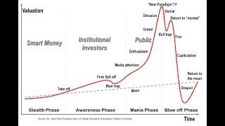 Sind das Anzeichen einer Krypto bzw. Bitcoin Blase (bubble)?