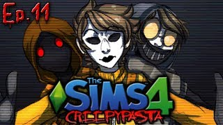 Slender Man's Proxies | The Sims 4: Creepypasta Reboot - Ep. 11