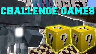 Minecraft: HAMMERHEAD CHALLENGE GAMES - Lucky Block Mod - Modded Mini-Game