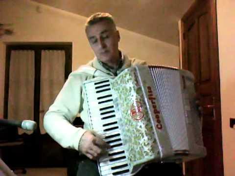 DOMINO' VALZER MUSETTE (FERRARI) Ακορντεόν fisarmonica acordeon akkordeon accordion