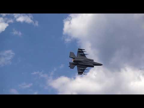 Un F-35 armado hasta los dientes