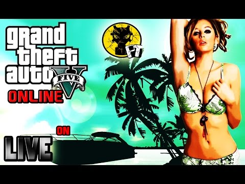 LIVE #48 | GRAND TEHFT AUTO V ONLINE - IT'S SHOWTIME PT [PS4]