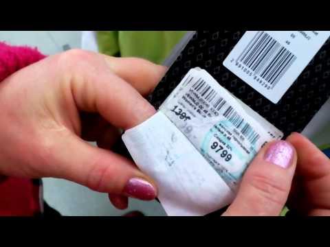 Кража куртки из магазина Спортмастер