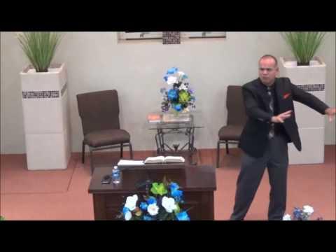 Pastor Luis Martinez - Campana de Avivamiento 1