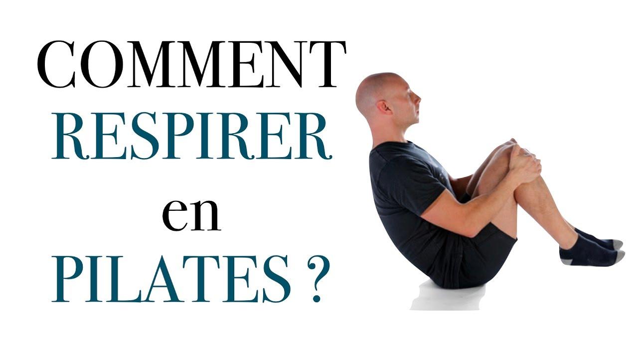 la respiration en pilates apprendre bien respirer dans les exercices de pilates par. Black Bedroom Furniture Sets. Home Design Ideas