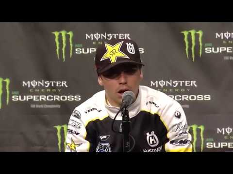 250SX Class Press Conference - Minneapolis - Race Day LIVE - 2017