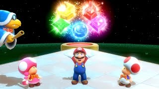 Super Mario Party - Challenge Road Full Walkthrough (All Worlds)