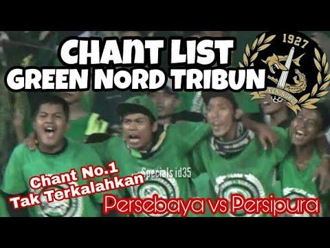 Digoyang Lurd..!!Chant yang No.1 takkan terkalahkan - Lagu Bondan P. | rally Chant Tribun Green Nord