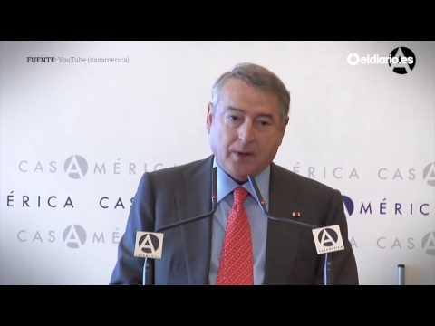 """El presidente de RTVE: """"América no fue colonizadora, sino evangelizadora"""""""