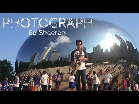 Justin Ward - Photograph (Ed Sheeran Cover)