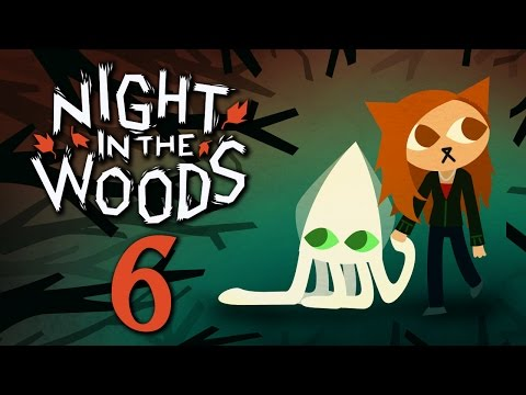 Night in the Woods - KNIFE FIGHTS & SHOOTING PRACTICE! ~Part 6~ (Indie Adventure Game)