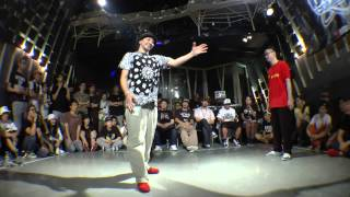 RYOSUKE vs KITE FINAL 【SUPER FRIDAY POPPIN' 1on1 BATTLE】