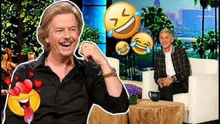 Best of David Spade on ELLEN!!!