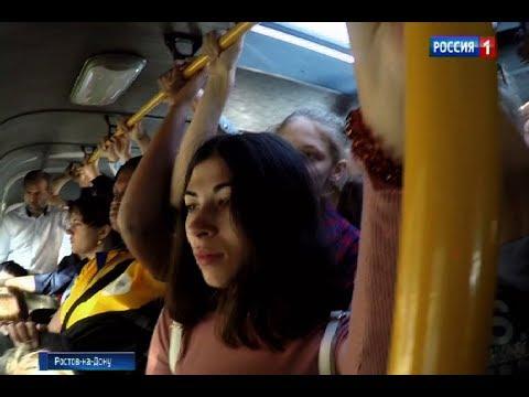 Ростовские маршрутки в часы пик: испытание на прочность и квест на выживание