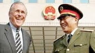 Donald Rumsfeld and China Supported New Energy Technology