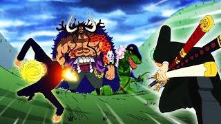 ZORO & SANJI vs. KAIDOS Kommandanten! Big Moms ANKUNFT -  One Piece 930 Analyse