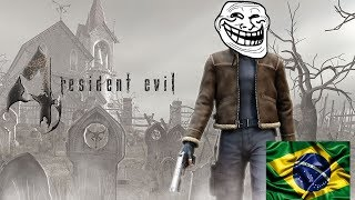 Resident Evil 4 DUBLADO ZUADO #01