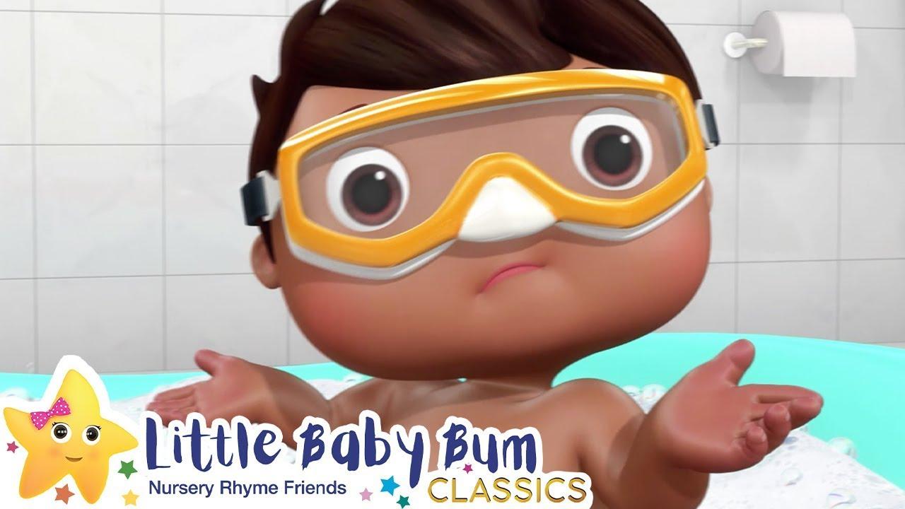 Bath Song | Nursery Rhymes | Baby Songs | Kids Song ...