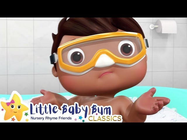 Bath Song   Nursery Rhymes   Baby Songs   Kids Song   Little Baby Bum
