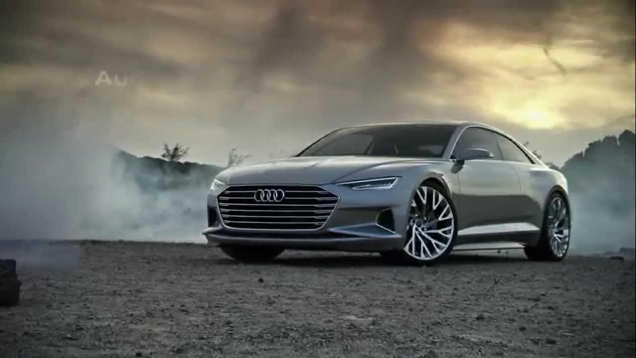 Audi prologue @ LA Auto Show 2014 - Audi A9 - YouTube