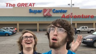 A Trip To The Last Standing Super Kmart In The World