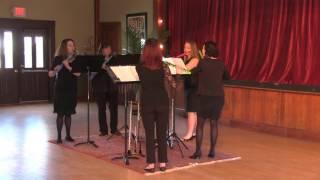 Animal Crackers Keith Amos Seacoast Flute Ensemble Portsmouth Symphony Orchestra