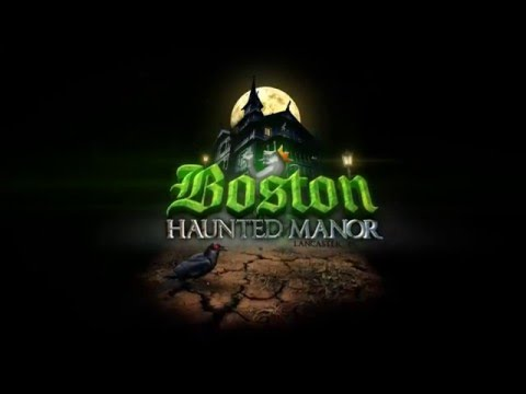 Boston Haunted Manor 2015 Official Walk-Thru Video