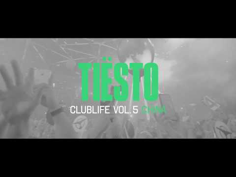 Tiësto - CLUBLIFE, VOL. 5 - China (Available October 6)