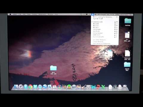 Mac OS X Fixit - How to fix wireless wifi problems on mac computers
