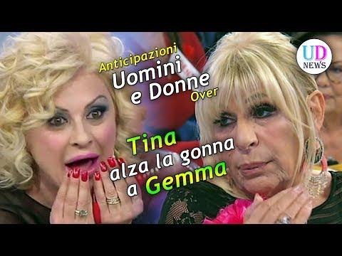 Anticipazioni Uomini e Donne Over: Tina Alza la Gonna a Gemma!