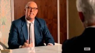 Mad Men - Burt Peterson Fired... Again - S06E07