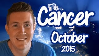 Horoscope for Cancer October 2015 | Predictive Astrology