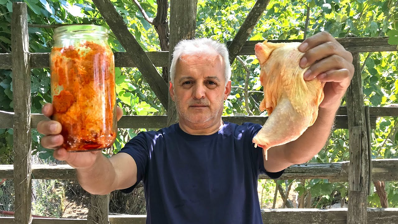 KAVANOZDA TAVUK NASIL PİŞİRİLİR? | Bir Birinden Lezzetli 5 Farklı Kavanoz | Odun Ateşinde Yemekler