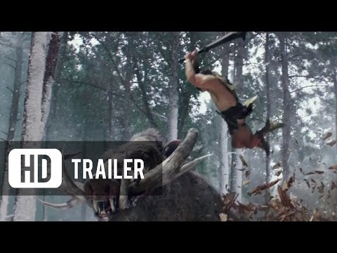 Hercules 3D  (2014) - Official Trailer [HD]
