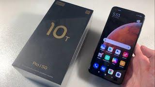 ОБЗОР Xiaomi Mi 10T Pro 8/256GB, 5G, 144Гц ДИСПЛЕЙ, SNAPDRAGON 865, ЗА 500$