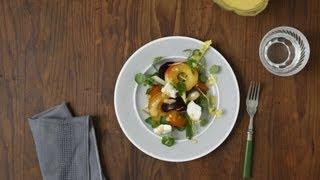 Warm Apple And Beetroot Salad Recipe