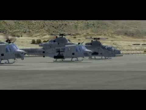 P3Dv4 MAGTF: Air Assault Teaser Edit